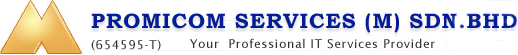 PROMICOM Services (M) SDN.BHD